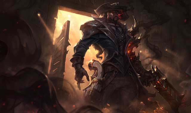 High Noon Lucian patch 8.17