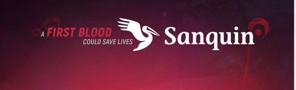 sanquin first blood riot games