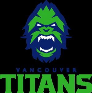 Vancouver Titans Logo