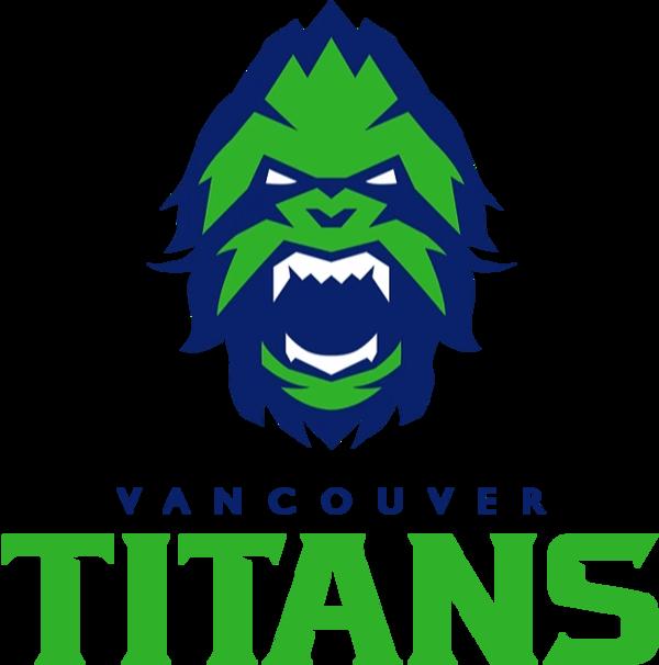 Logo de l'équipe Vancouver Titans