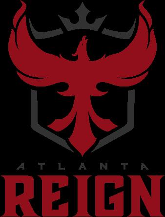 Logo de l'équipe Atlanta Reign