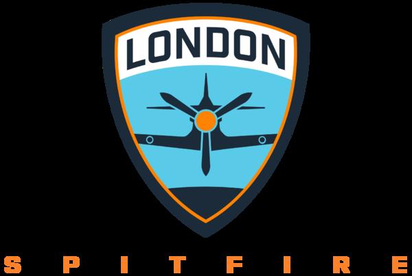 Logo de l'équipe London Spitfire