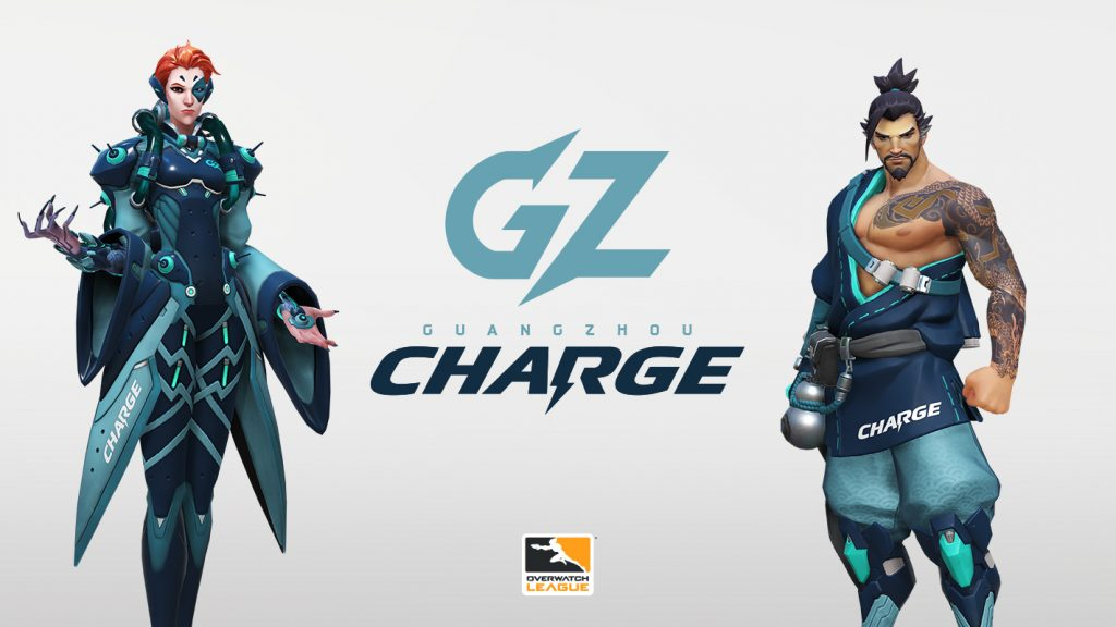Guangzhou Charge Skins