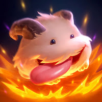 poro on fire icone