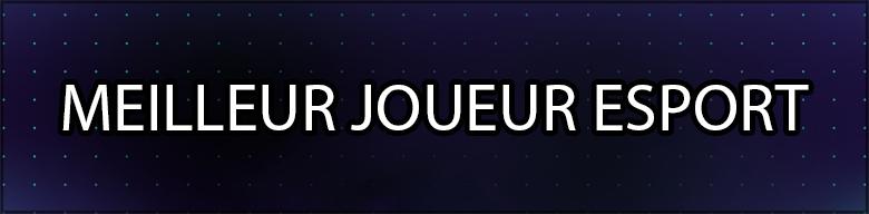 MEILLEUR JOUEUR ESPORT-GA
