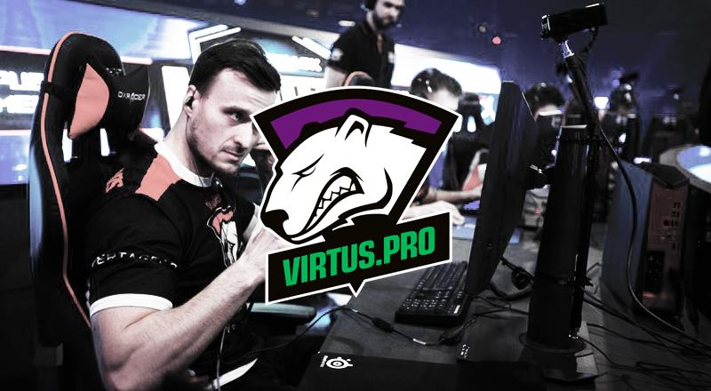 virtus.pro image à la une