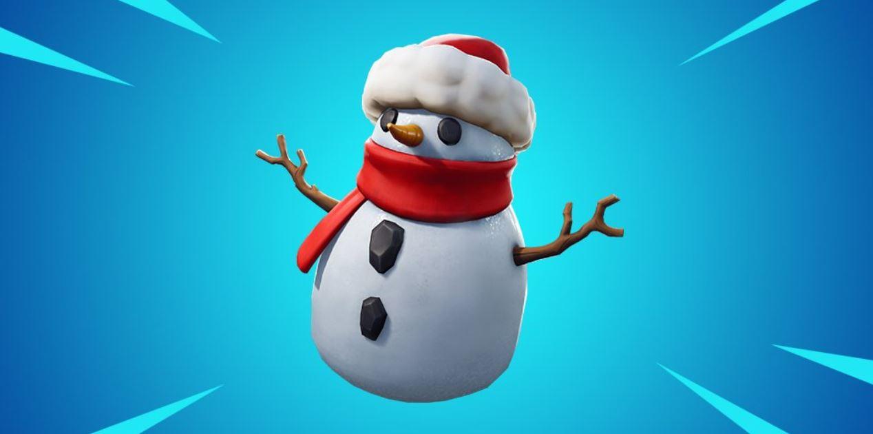 bonhomme de neige furtif