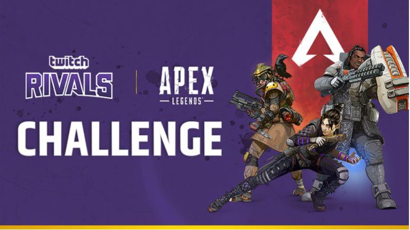 Twitch Rivals Apex Legends Challenge