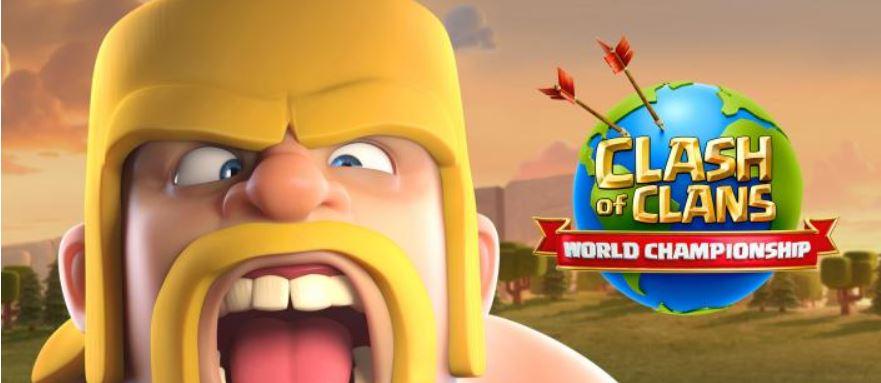 clash of clans world championship