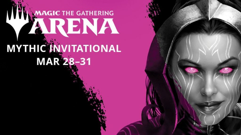 mythic invitational magic the gathering arena
