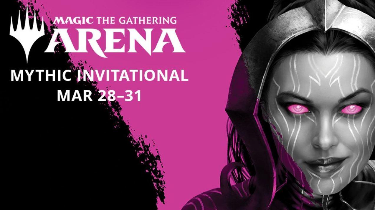 mythic invitational magic the gathering arena