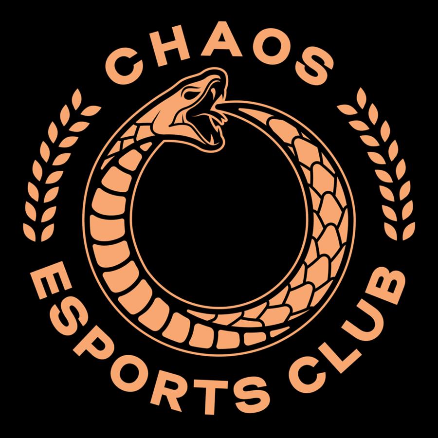 Logo de l'équipe Chaos Esports Club