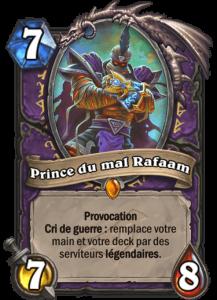 Prince du mal Rafaam