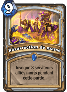 résurrection de masse