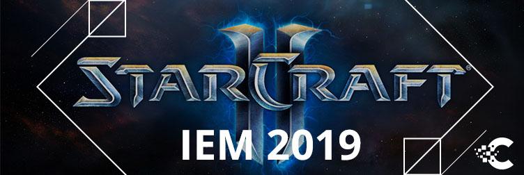 starcraft II IEM