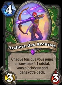 Archère des Arcanes