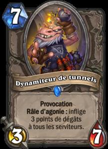 Dynamiteur de tunnels