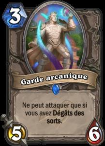 Garde Arcanaique