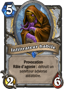 Infiltrateur habile