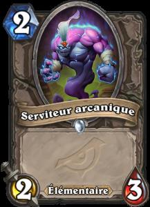 Serviteur arcanique