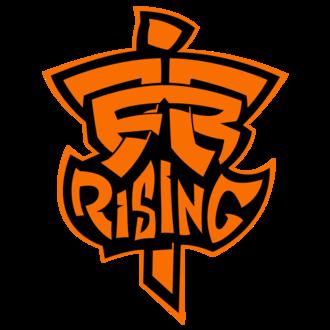 Logo de l'équipe Fnatic Rising