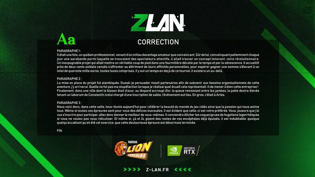 dictée-ZLAN