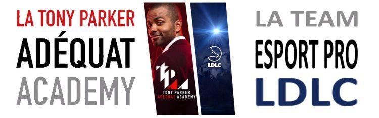 LDLC-Tony-Parker-Esport