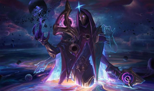 dark cosmic jhin