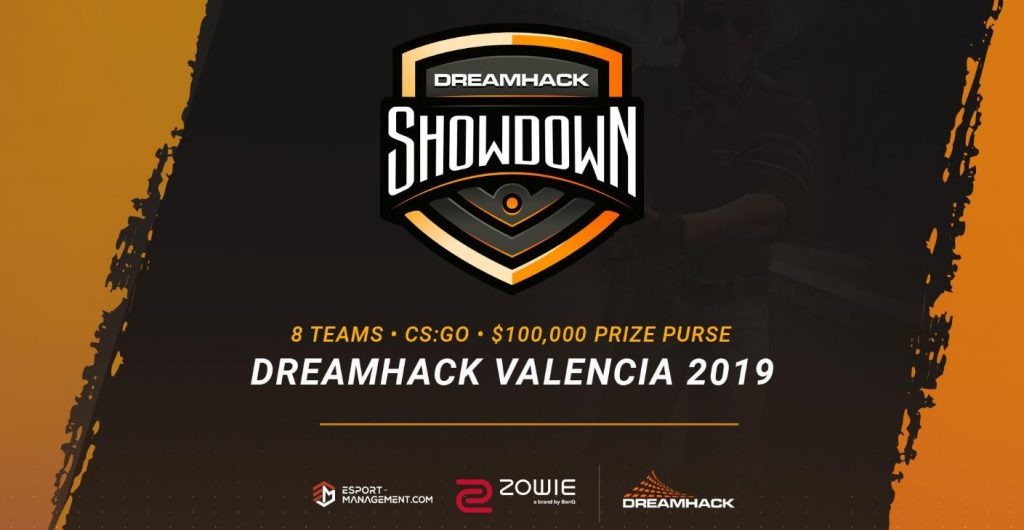 dreamhack showdown informations