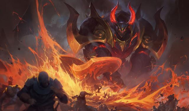 infernal mordekaiser