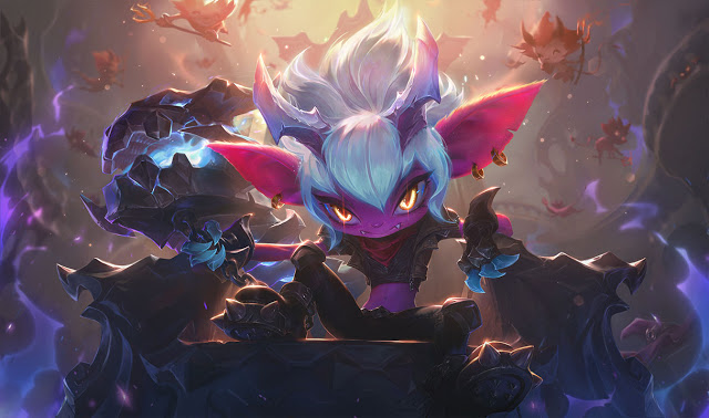 little demon tristana
