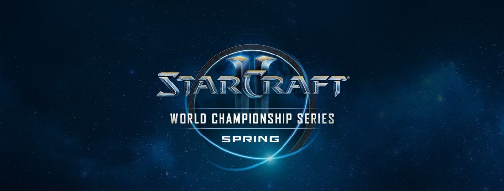 starcraft II wcs spring