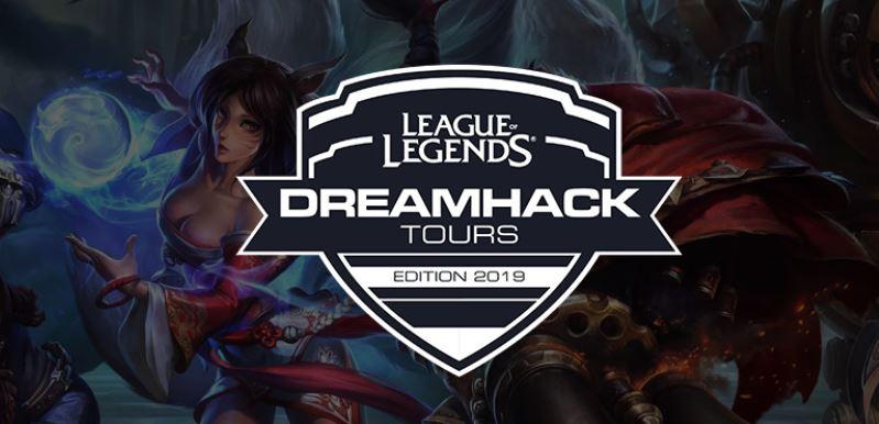 tournoi league of legends de la dreamhack tours 2019