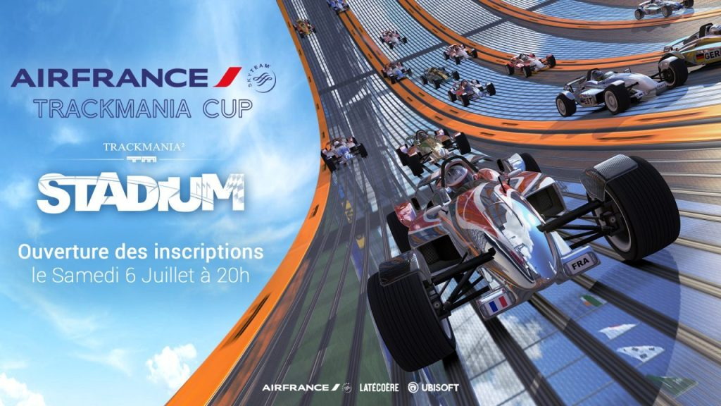 Air-France-TrackMania