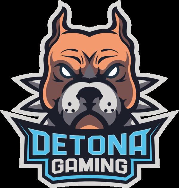 detona gaming logo