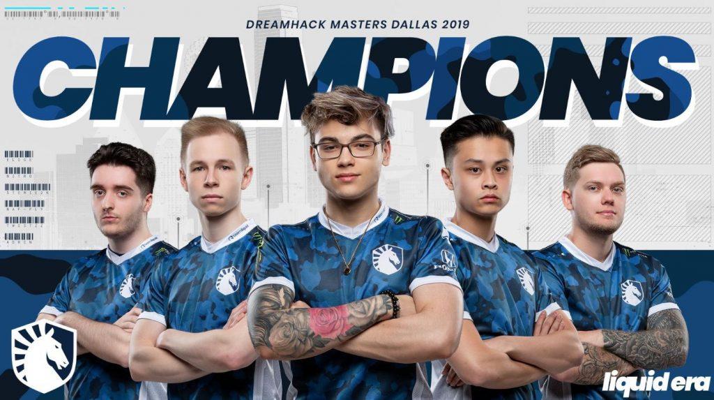 team liquid dreamhack masters dallas
