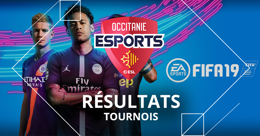 tournoi fifa 19 de l'occitanie esports