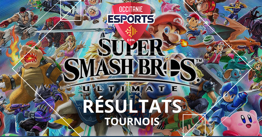 tournoi super smash bros ultimate de l'occitanie esports