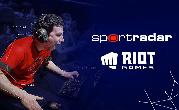 Sportradar-partenariat-Riot-Games