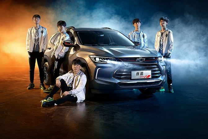 chevrolet invictus gaming