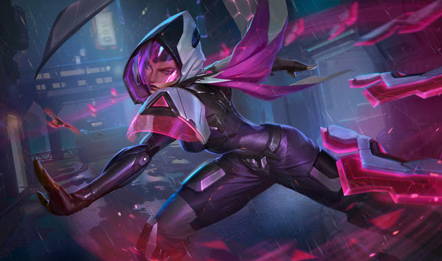 project irelia patch 9.15
