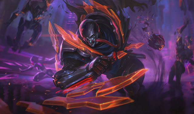 project pyke patch 9.15