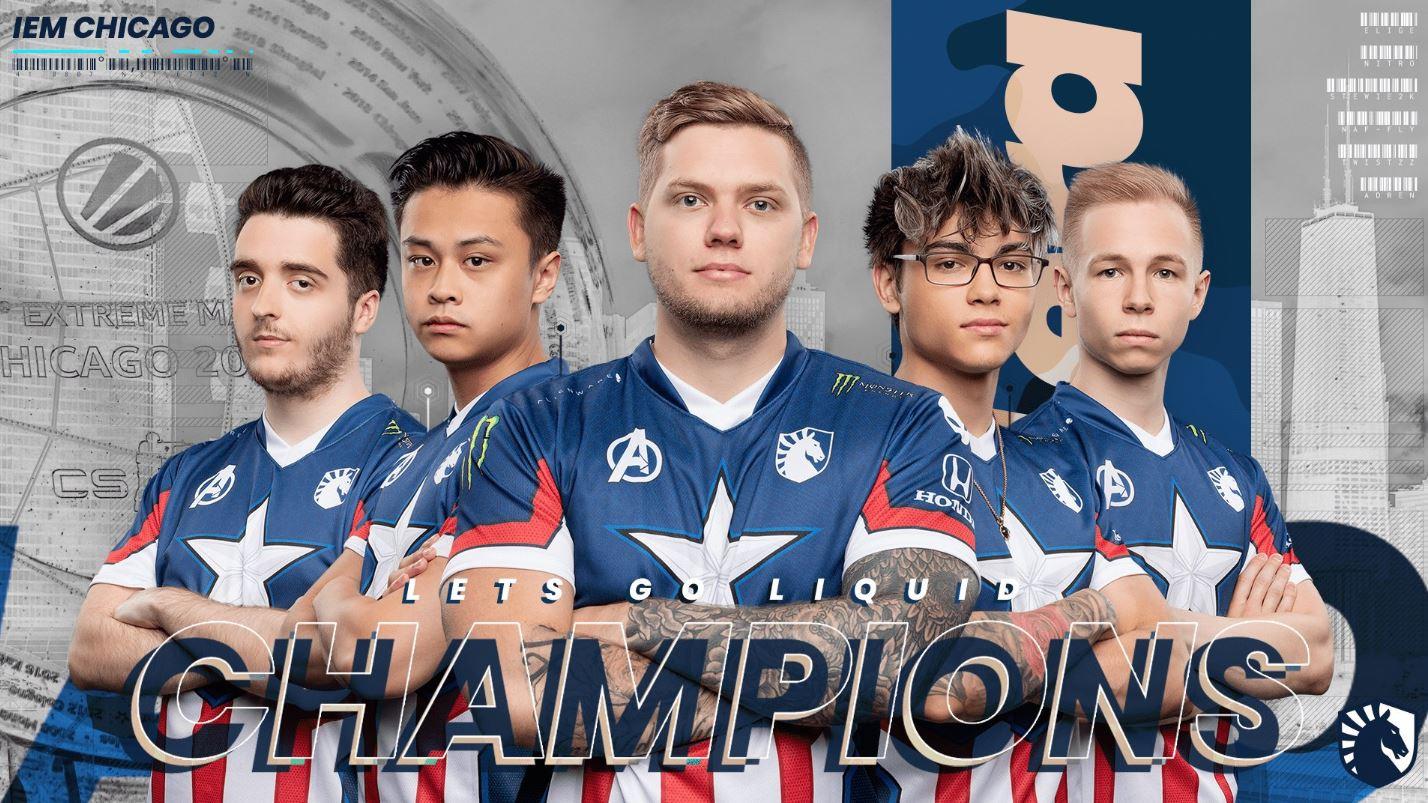 team liquid iem chicago 2019