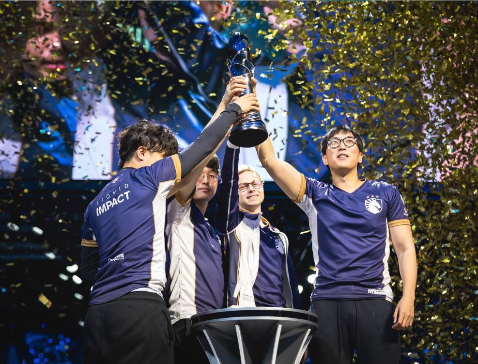 Team liquid champion summer split 2019