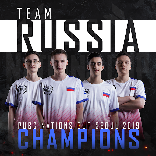 russie pubg nations cup 2019