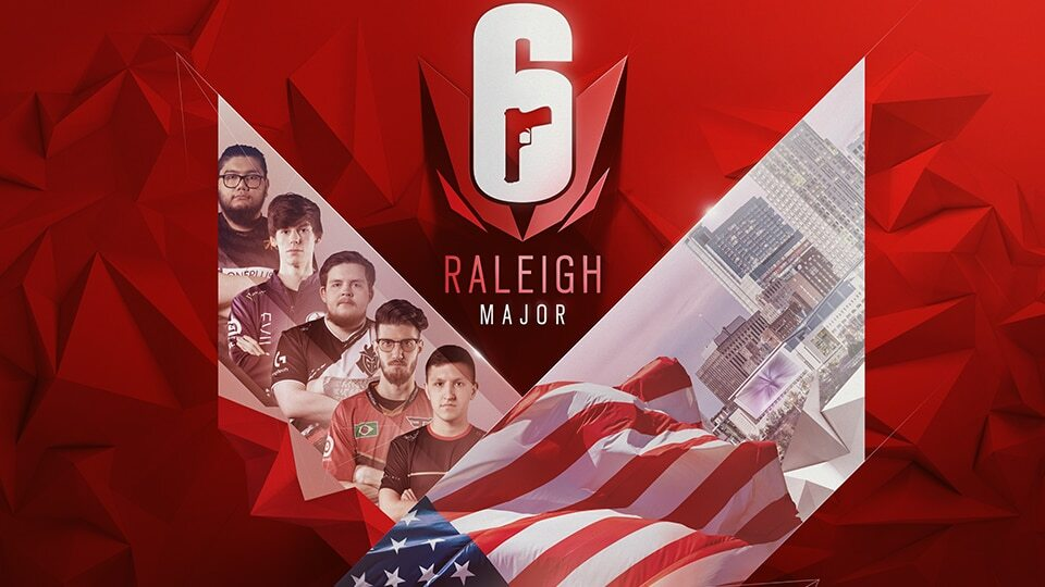 six major raleigh 2019