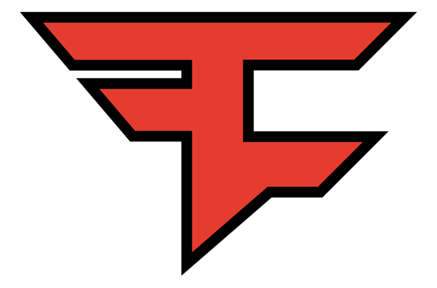 Logo de l'équipe FaZe Clan