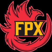 Logo de l'équipe FunPlus Phoenix