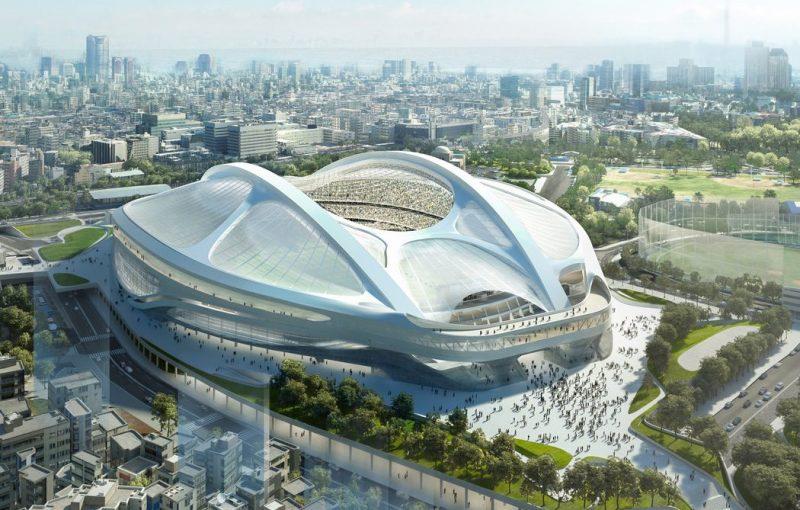 jeux olympiques de tokyo 2020 stade olympique