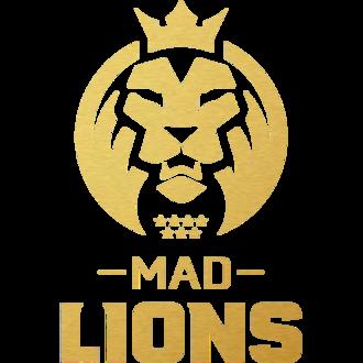 Logo de l'équipe MAD Lions